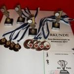 Pokal Medaillen Urkunden