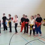 Unsere Kickbox-Kids