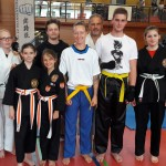 Alle TLN Inzell mit Coach Edin
