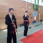 Beim Bo Training