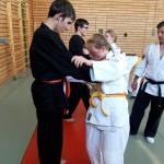 Beim Judo